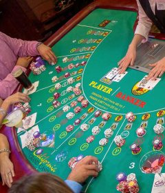 Baccarat Across in Thailand