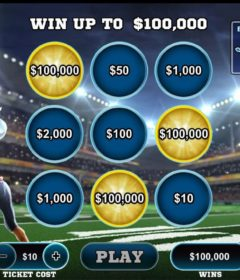 online football lottery